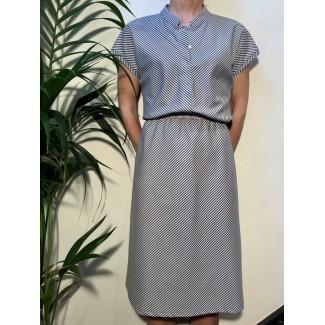 Striped Salma DRESS