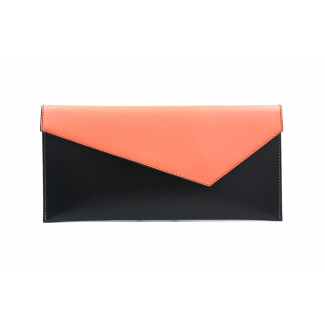 Pink Clutch bag by Michael...