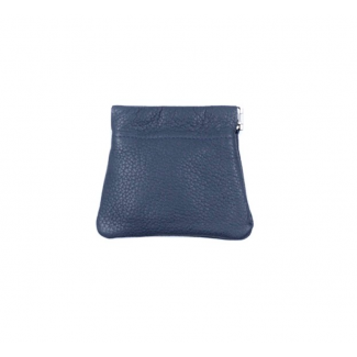 Blue Coin Purse by Michael...