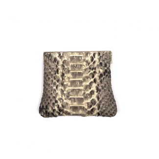 Ivory Coin Purse by Michael...