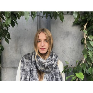 Grey speckled Scarf by...