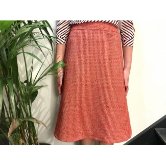 Red Laly SKIRT