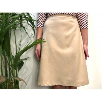 Beige Laly SKIRT