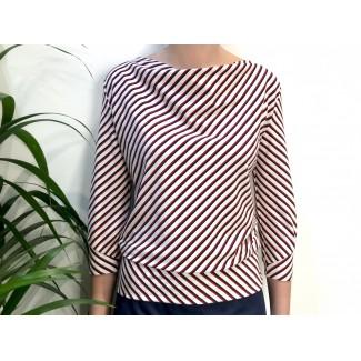 Striped Muriel Top