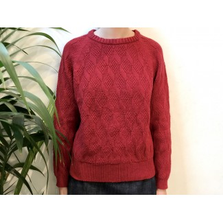Red Gigi Jumper