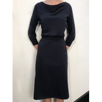 Navy Muriel DRESS