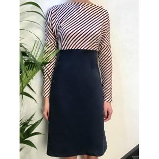 Striped Emily DRESS