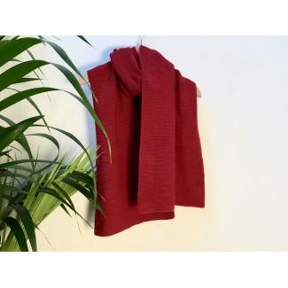 Red Scarf By Aymara