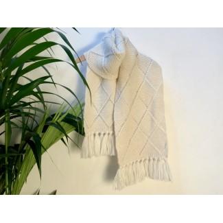 Off-white Scarf By Aymara