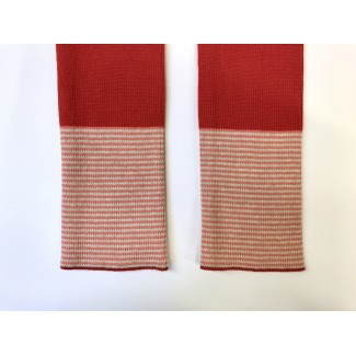 Red Wrist-Warmers by...