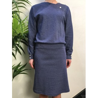 Patterned Val Dress