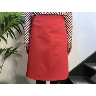 Red Manon Skirt