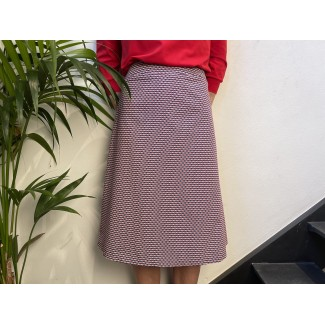 Laly skirt little fishes