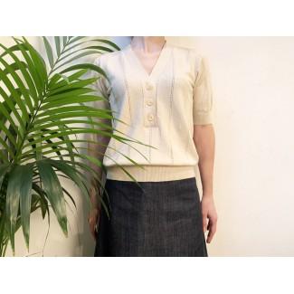Knitted Polo Shirt Kara by...