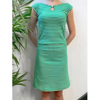 Juliette green dress