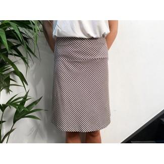 Graphic La Rochelle skirt