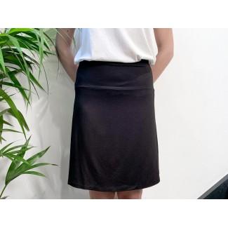 jupe Jersey noir
