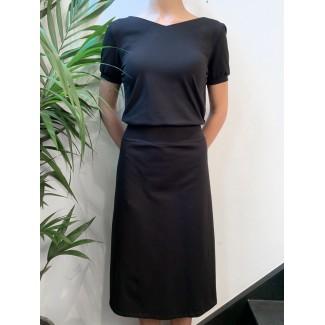 Robe Lucinda noir