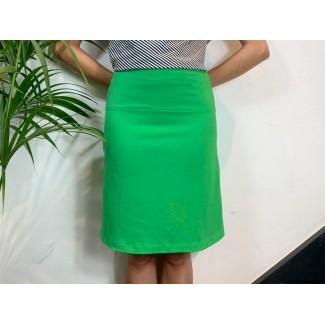 Jupe Jersey vert