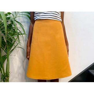 Ocher Nasfati Skirt