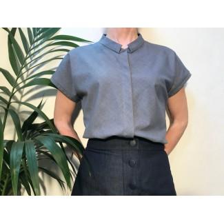 Chambray Salma Shirt